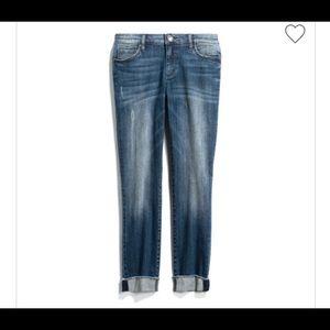 Kut from the Kloth emelina boyfriend jeans